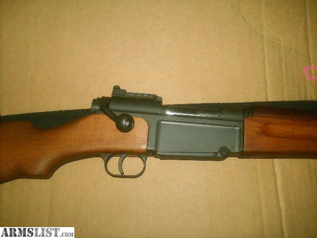 ARMSLIST - For Sale: Military Surplus Carbine MAS 36 with Ammo
