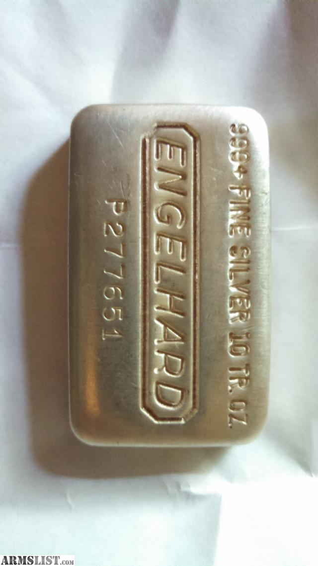 Armslist For Sale Trade Silver 10 Troy Ounces