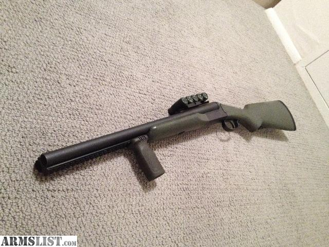 ARMSLIST - For Sale: CUSTOM 1-OF-A-KIND STOEGER DOUBLE ...