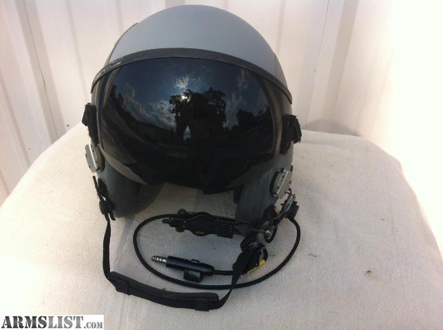 Armslist For Sale Trade F16 Fighter Pilot Helmet Gentex
