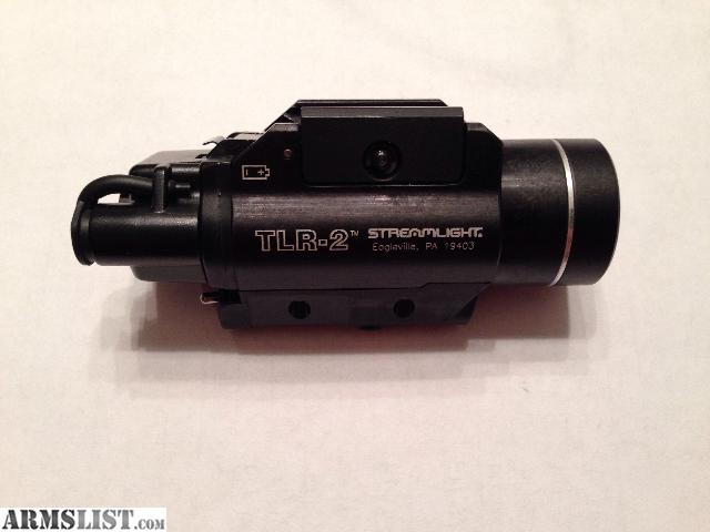 armslist for sale streamlight tlr 2 light laser combo. Black Bedroom Furniture Sets. Home Design Ideas