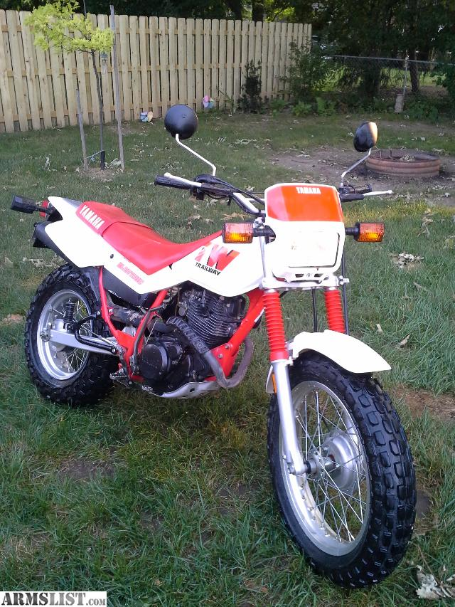 Armslist for sale 1987 yamaha tw200 for Yamaha bolt for sale near me