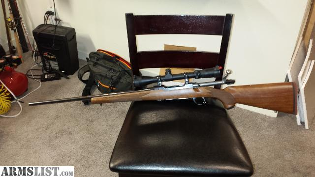 how to put bolt back in ruger m77