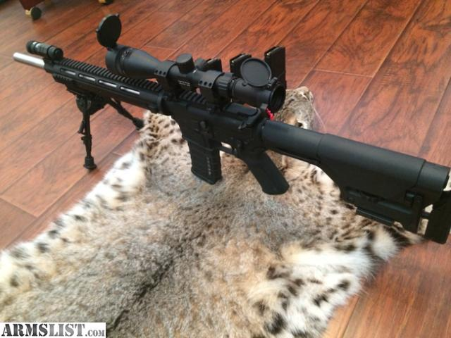 ARMSLIST - For Sale: SNIPER RIFLE AR-15, 223 / 5.56 CAL ...