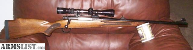 Armslist For Sale Winchester Model 70 30 06 Kimber