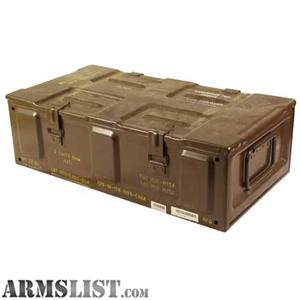 I have a few of these hard-to-find 81mm mortar cans available for sale. Dimensions are 25  L x 14  W x 8  H and the weight is about 20 lbs empty.  sc 1 st  Armslist.com & ARMSLIST - For Sale: Military Surplus 81mm Mortar Ammo Cans Aboutintivar.Com