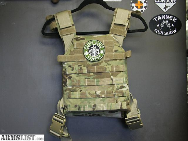 For Sale Level IV Ceramic Plate Body Armor Vest Package & ARMSLIST - For Sale: Level IV Ceramic Plate Body Armor Vest Package