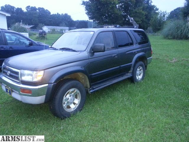 armslist for trade 1996 toyota 4runner limited sr5 4wd. Black Bedroom Furniture Sets. Home Design Ideas