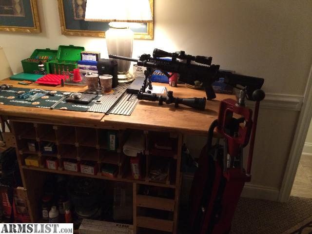 Armslist For Sale 265 Obo Custom Reloading Bench Wheelsm Great Quality