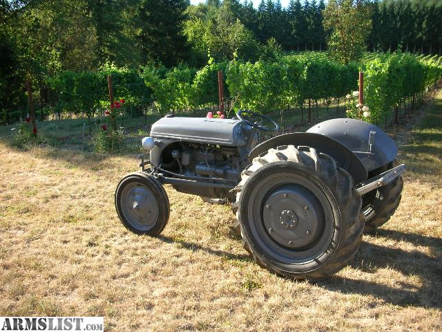 Ford Tractor Front Parts : Armslist for sale ford n tractor