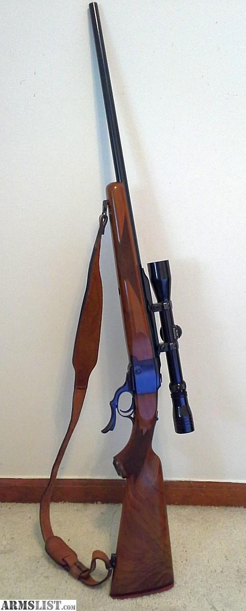Armslist For Trade Gorgeous Ruger No 1 30 06 Vintage