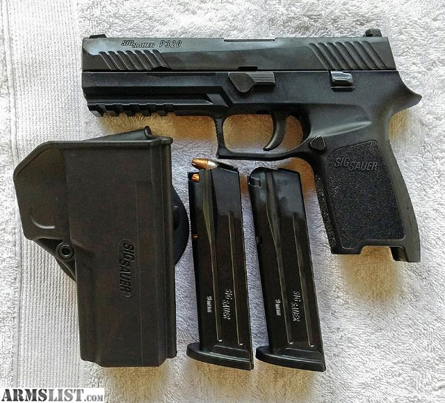 ARMSLIST - For Sale: SIG P320 Full Size 9mm