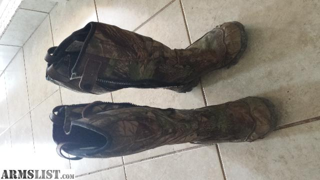 ARMSLIST - For Sale: Red Wing Snake Boots (8D)
