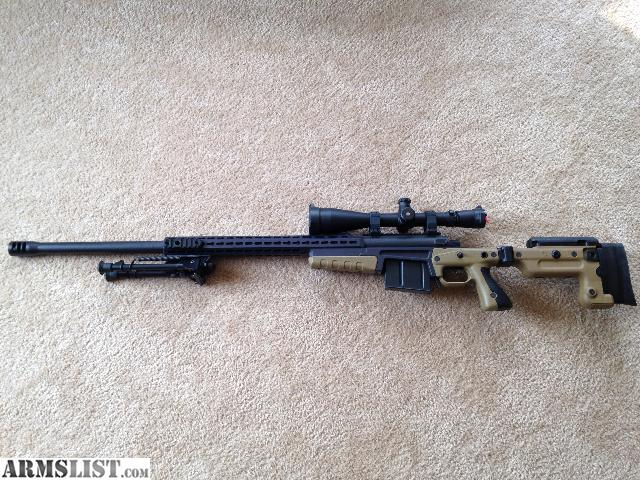 ARMSLIST - For Sale: Surgeon 300 Win Mag Sniper Rifle