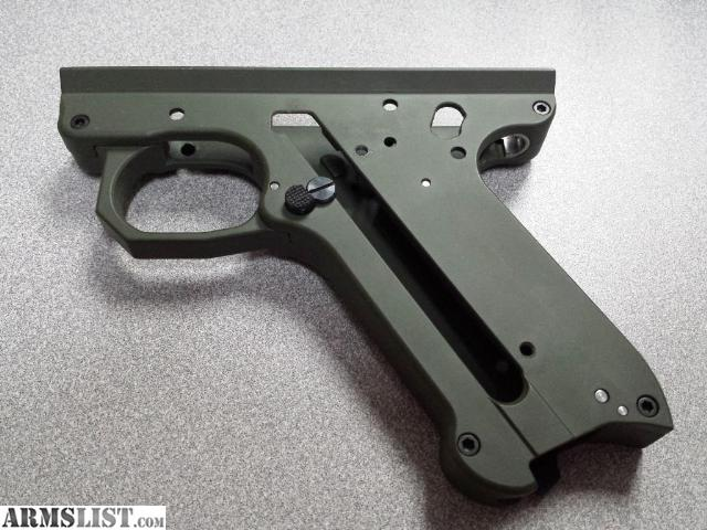 ARMSLIST - For Sale: Volquartsen VC Target Frame for Ruger Mark III ...