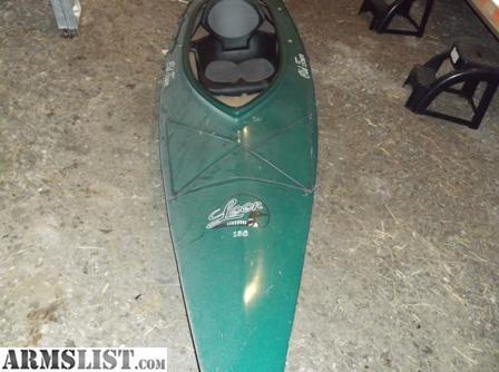 Armslist For Sale Oldtown Loon 14 Kayak