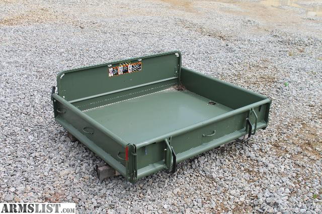 John Deere Gator Parts >> ARMSLIST - For Sale: JOHN DEERE GATOR BED, MILITARY