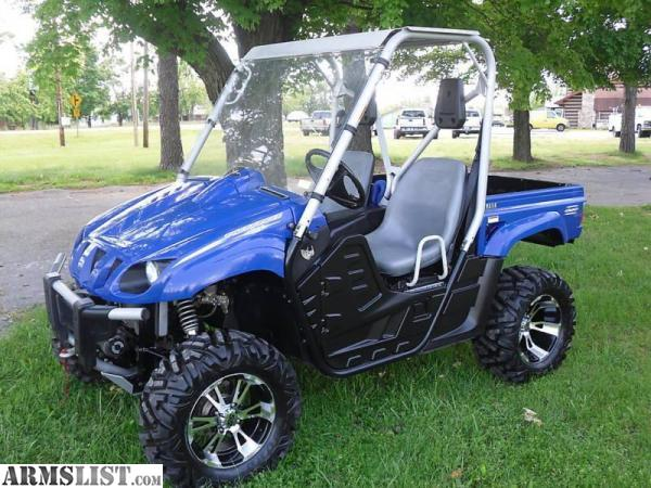 Armslist for sale 2006 yamaha rhino 660 special edition for 2006 yamaha grizzly 660 value