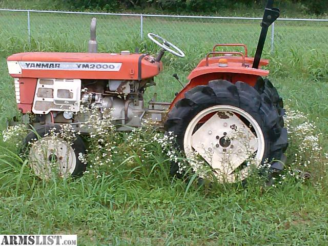 Yanmar Tractor Battery : Armslist for sale yanmar hp tractor