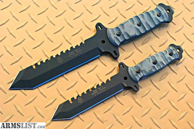 salomon shogun 2011 - ARMSLIST - For Sale: *** TOPS KNIVES SURV-TAC-5 by JOE TETI(Dual ...
