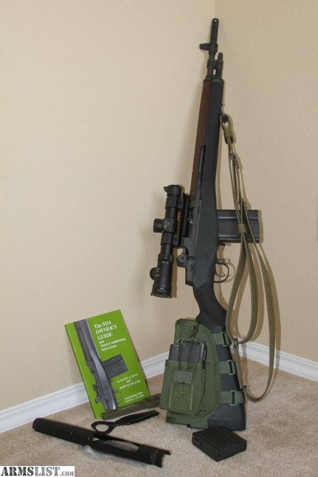Armslist For Sale Springfield Armory M1a Scout Squad