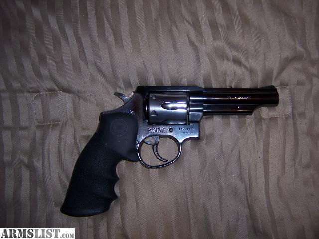 ARMSLIST - For Sale: Taurus Model 65 357 Mag. 4 Inch ...