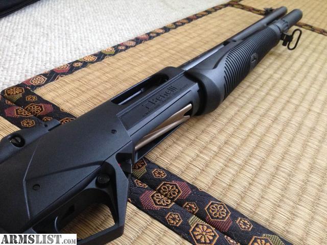 armslist for sale benelli supernova tactical pistol