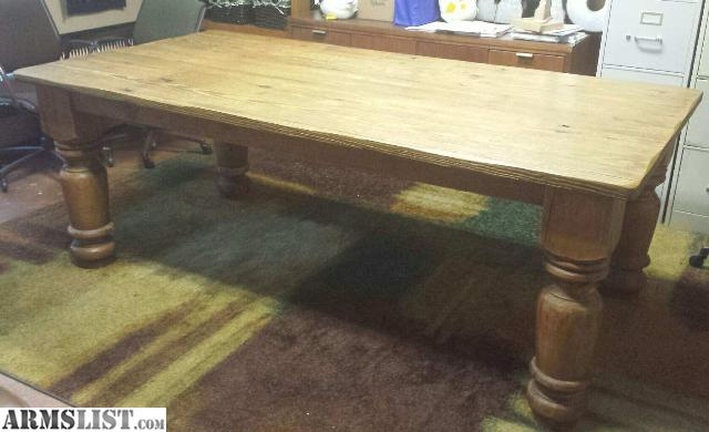 old farm table for sale armslist for trade antique farm table 7160