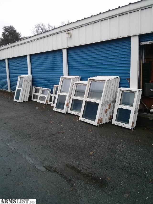 Armslist for sale trade vinyl replacement windows new for Replacement windows for sale