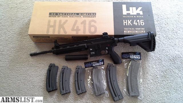 h k 416 22 22lr
