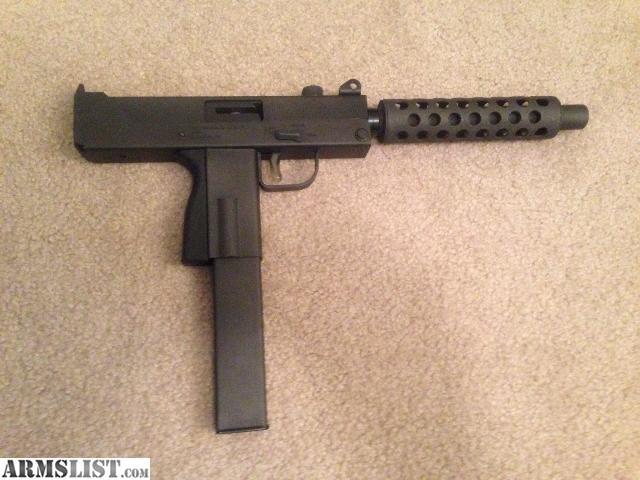 Masterpiece Arms MAC11 mag question - AR15.COM