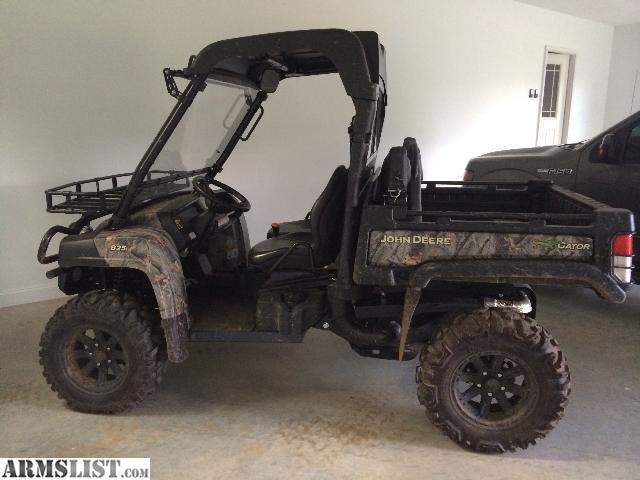 armslist for sale trade 2013 john deere gator xuv 825i. Black Bedroom Furniture Sets. Home Design Ideas