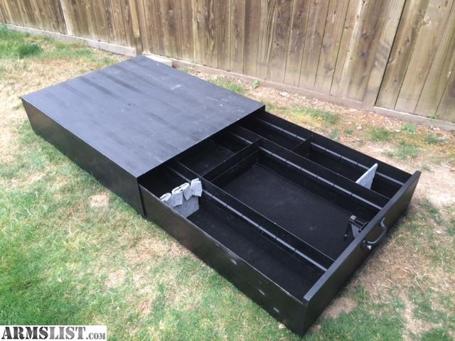 Armslist For Sale Truck Vault Style Truck Bed Storage Box