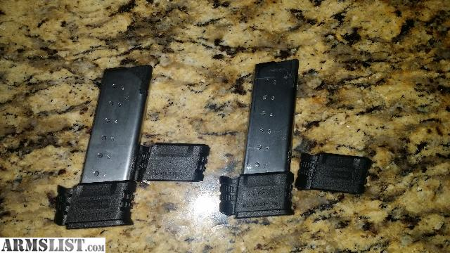 ARMSLIST - For Sale  XDS Extended magazines  7rd  45acp