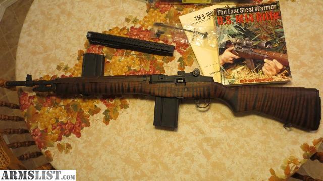 M1a tiger strip