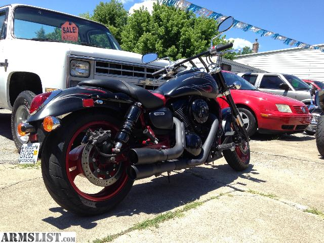 Kawasaki Vulcan Special Edition For Sale