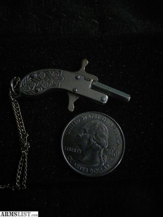 Armslist for sale worlds smallest pistol 2mm pinfire
