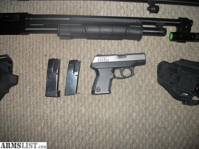 ARMSLIST - For Sale/Trade: Couple guns,looking to trade