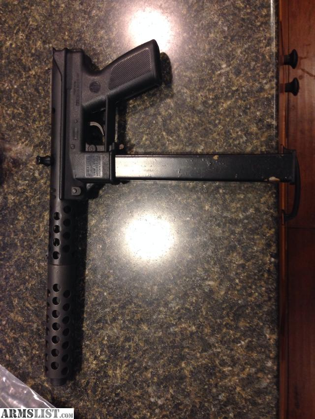 ARMSLIST - For Sale: Intratec Model Tec-DC9 w/ mags ...