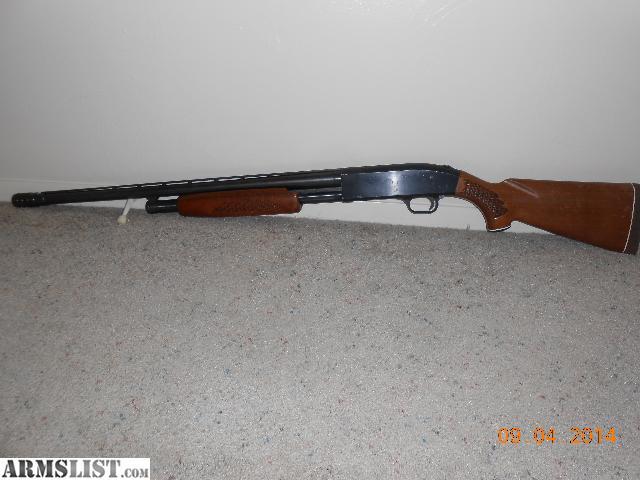 ARMSLIST - For Sale: Mossberg 12 Gauge Shotgun