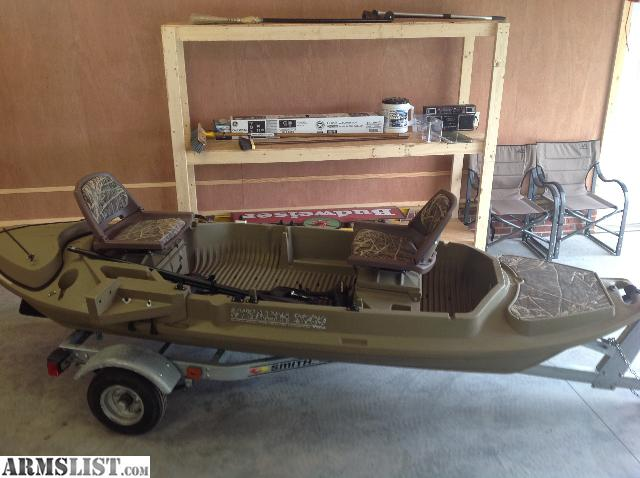 Armslist For Trade 2 Man Duck Boat 2000 Stealth