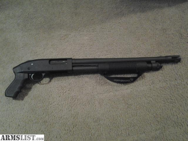 ARMSLIST - For Sale: Mossberg 500 Cruiser 12GA
