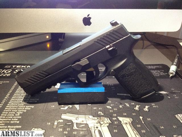 ARMSLIST - For Sale: Sig Sauer P320 Full Size 9mm