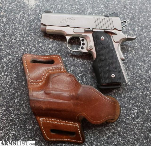 ARMSLIST - For Sale: Kimber Stainless Ultra Carry II .45 ...