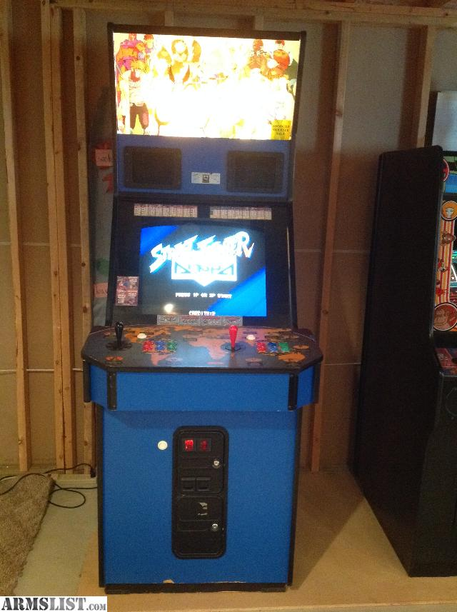 Man Cave Games For Sale : Armslist for sale arcade machine man cave cash ppk