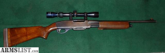 "ARMSLIST - For Sale: REM 760 .308 PUMP 18"" CARBINE"