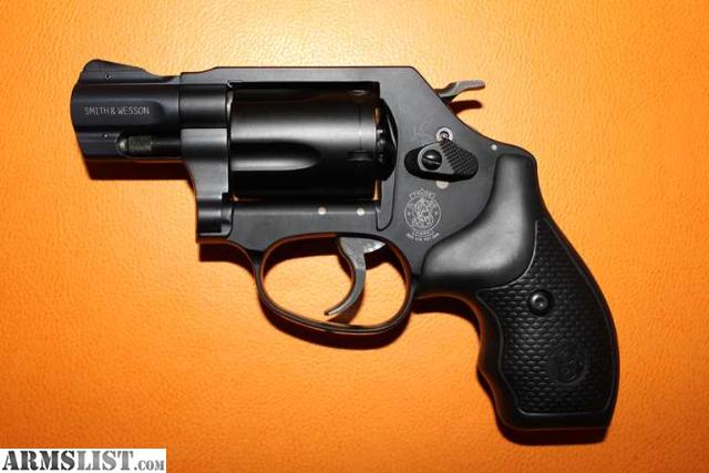 ARMSLIST - For Sale: S&W 360 J Frame for 357 Magnum or 38 Special ...