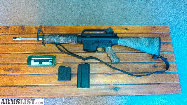 Armslist For Sale Armalite Ar10 A2 Rifle