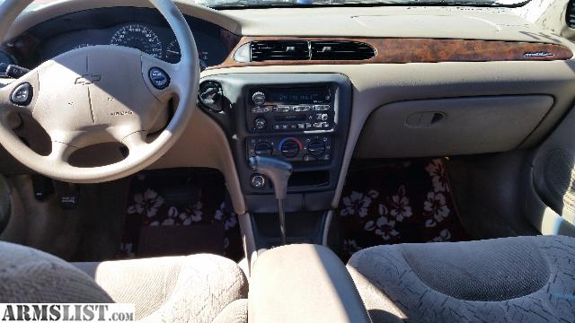 Armslist for sale trade my very clean chevy malibu 2001 ls very clean inside and out 2001 chevy malibu has the very desirable 3800 series motor the one everybody wants only 145 k have a clean title good tags ready sciox Images