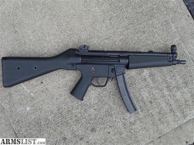 Dallas Gun Trader >> ARMSLIST - For Sale: MP5 machine gun machinegun full auto 9mm HK H&K HTA Hard Times Armory